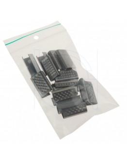 Gripzakken 80x120mm  standaard