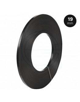 Steel Strapping Ribbon Winding 19/0,5mm Black-Painted
