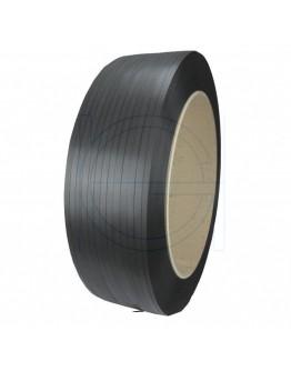 PP Strapping 12/55 black, ø406 mm