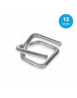 FIXCLIP metal buckles 13mm, 1000pcs