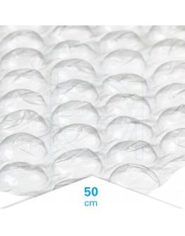 Bubble wrap film rol 50cm/100m