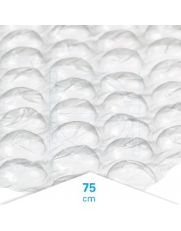 Bubble wrap film rol 75cm/100m