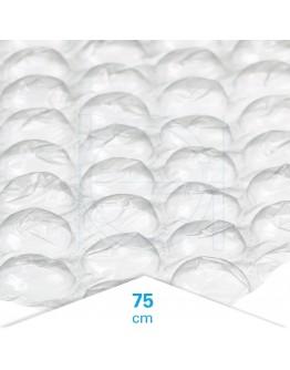 Bubble wrap film rol 75cm/100m