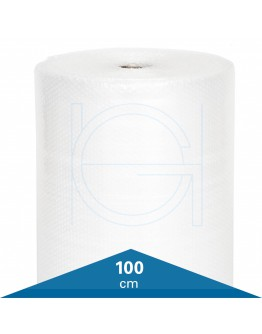 Bubble wrap film rol 100cm x 100m