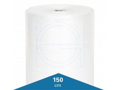 Bubble wrap film rol 150cm/100m Protective materials