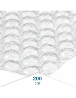 Bubble wrap film rol 200cm x 100m