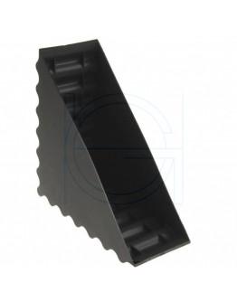 Plastic corner protector closed waved 100/40mm 2900pcs
