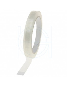 PP acryl tape 12mm/66m Low-noise