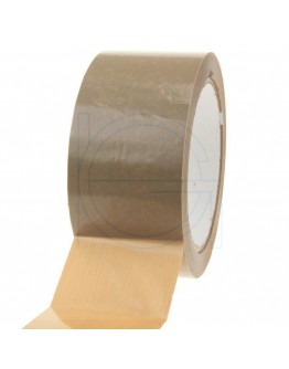 PVC solvent tape 48mm/66m Brown