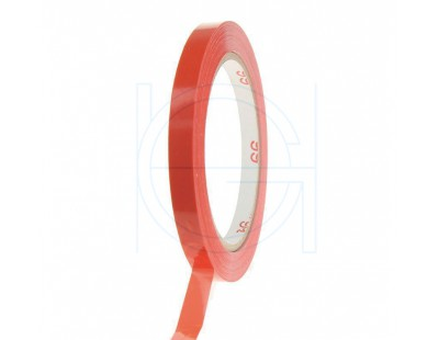 PVC tape rood 9/66 Tape