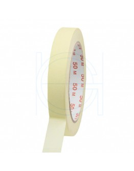 Maskingtape 19mm/50m 60°C