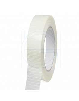 Filament tape 19mm/50m Ruit versterkt