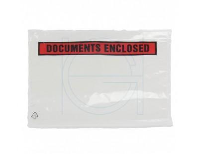 "Packing list ""Documents enclosed"" A5 225x165mm 1.000 1000 pcs Labels"