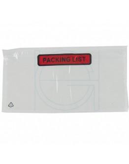 "Packing list ""Packing list"" DL 1/3-A4 225x122mm 1000 pcs"