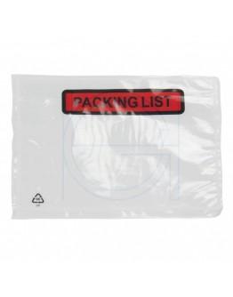 """Paklijstenvelop """"Packing list"""" A5 225x165mm 1.000 stuks"""