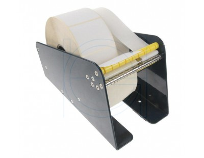 label dispenser metal 2-zones 115mm Labels