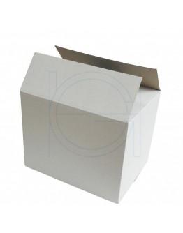 Vouwdoos Fefco-0201 EG wit 348x240x282mm