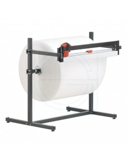 Roll dispenser 75cm for 1 rol, with cutting system