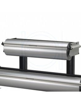 Roll dispenser attachment, H+R ZAC 30cm for paper+film
