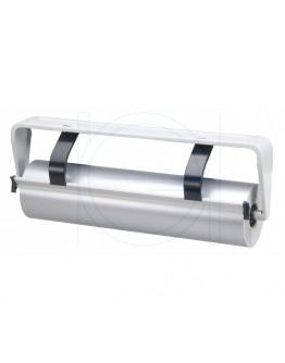 Roll dispenser H+R STANDARD undertable 30cm for paper