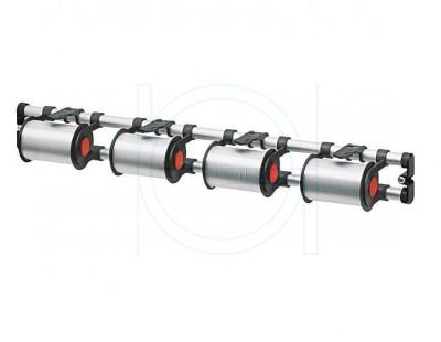 Vario ribbon dispenser for 4 rolls VARIO series Hudig + Rocholz