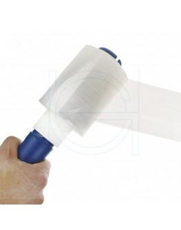 Blauwe foliedispenser Handy wrap