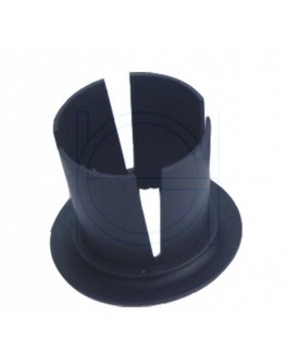 Plastic glides for stretch film rolls 50mm
