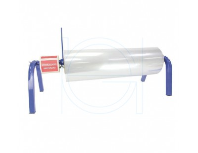 Multifunctional roll dispenser 40-100cm bleu Roldispensers