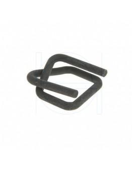 FIXCLIP metal buckles 16 mm, phosphated