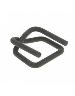 FIXCLIP metalen gespen 19 mm Gefosfateerd