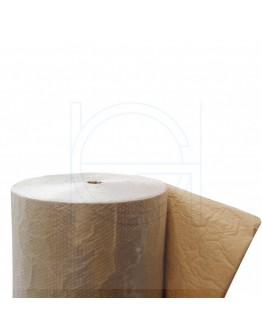 Luchtkussenfolie Kraftpapier 120cm/100m