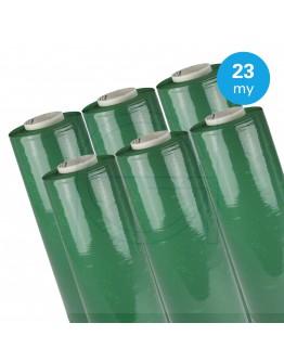 Handwikkelfolie Groen 23µ / 50cm / 270mtr