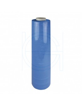 Hand stretch film Blue 20µ / 50cm / 300m