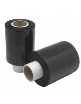 Bundelfolie zwart 23µ / 100mm / 150mtr