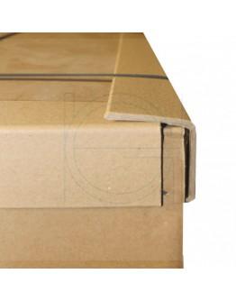 Cardboard corner profiles ECO, 74cm - 100pcs