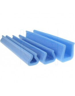 Foam profiles U-tulip 25-35mm/ 41mm/200cm (Box 120 pcs)