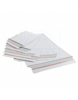 Cardboard mail envelopes 215x270mm 100 pcs