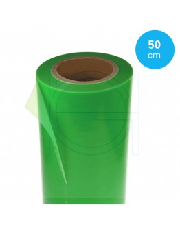 Protection film green 50cm/100m