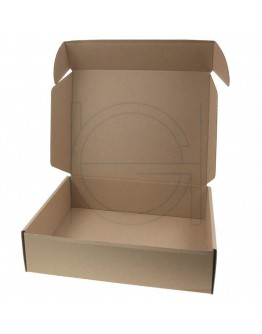 Postbox small cardboard shipping box A5+ 235x185x46mm
