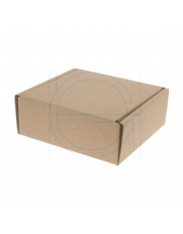 Postbox small cardboard shipping box 100x100x40mm