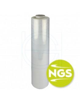 Handrolls pre-stretch New Generation Stretch film 7µm / 43cm / 600m