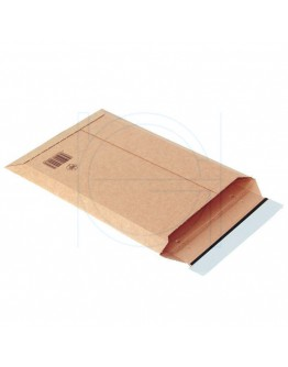 Brievenbusdoosje / Karton-envelop met plakstrip 235 x 337 x (-) 28mm