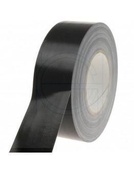 Duct tape Pro Gaffer Lijmrestvrij Zwart 50mm/50m