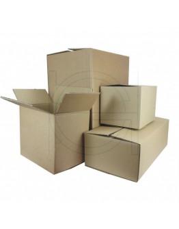 Cardboard Box Fefco-0201 DW 250x250x250mm