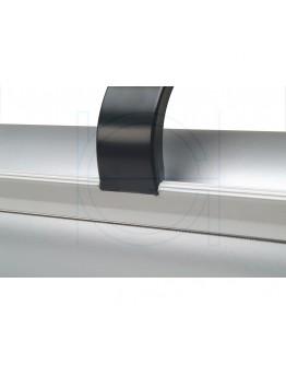 Rolhouder H+R STANDARD ondertafelmodel 60cm voor papier+folie