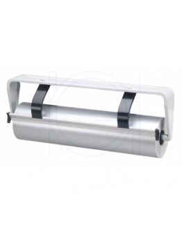 Rolhouder H+R STANDARD ondertafelmodel 100cm voor papier+folie