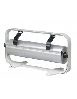 Roll dispenser H+R STANDARD frame 100cm for paper