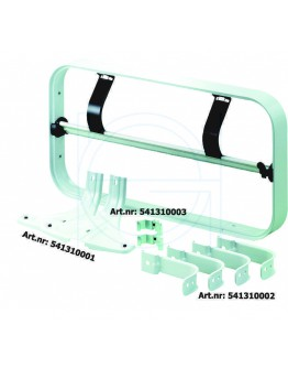 Roll dispenser H+R STANDARD frame 100cm for paper+film