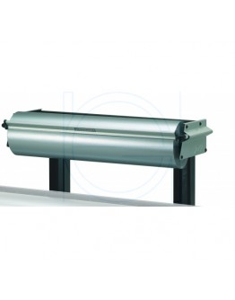 Roll dispenser attachment, H+R ZAC 80cm for paper+film