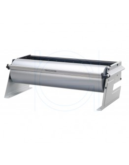 Roll dispenser 60cm H+R ZAC table/undertable for paper+film